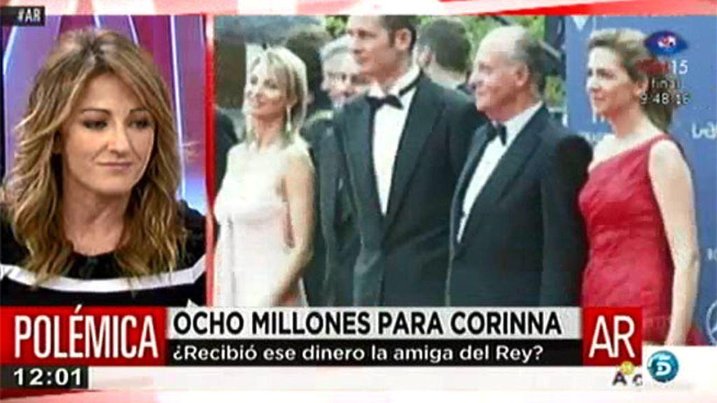 El Ayuntamiento de Barcelona no puede justificar el pago de 8 millones de euros a Corinna para organizar los Premios Laureus