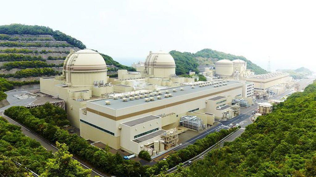 Central nuclear de Ohi, Japón (EFE)