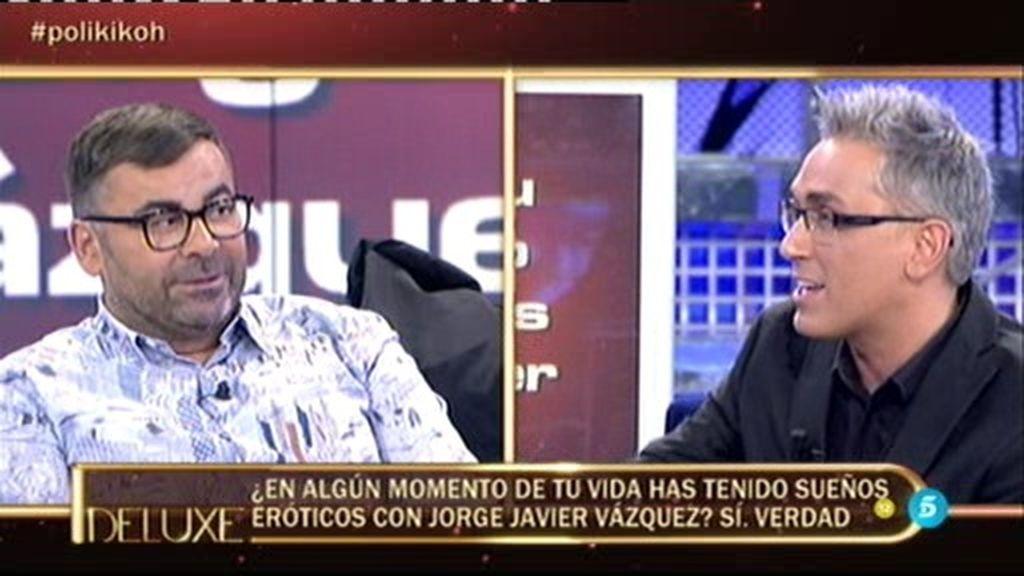 Kiko Hernández ha tenido sueños eróticos con... ¡Jorge Javier Vázquez!