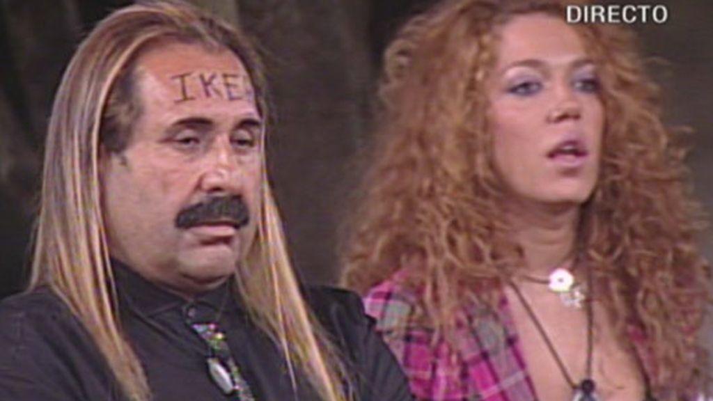 Marta y Coyote consiguen la inmunidad
