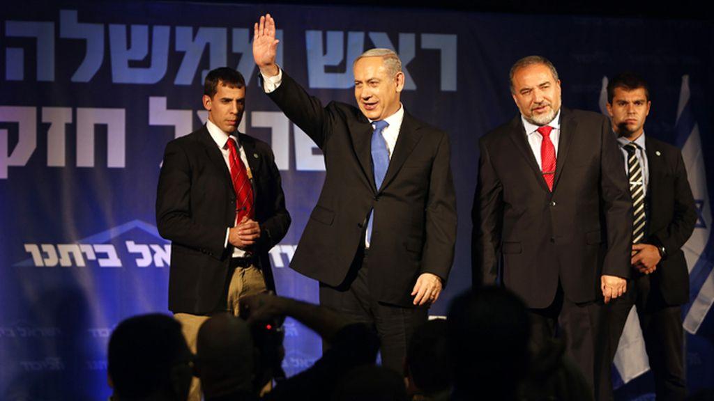 Netanyahu y Lieberman se declaran vendedores de los comicios legislativos en Israel