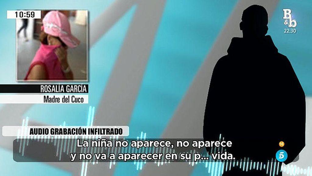 'El programa de Ana Rosa' ofrece nuevas escuchas a la madre del 'Cuco'