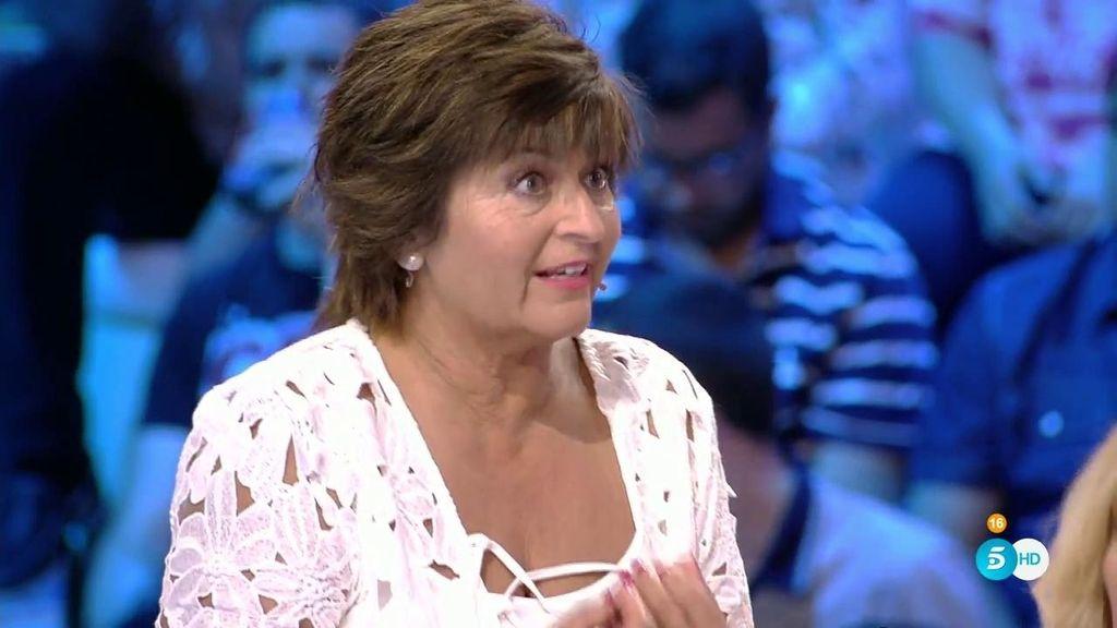 """Mari Carmen: """"Yo le tenía miedo a Mila"""""""