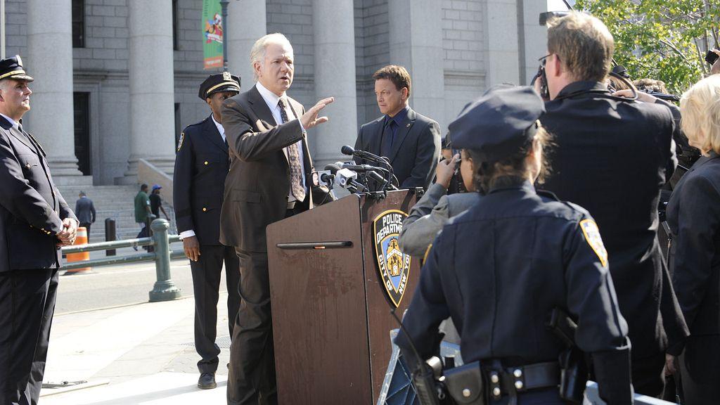 Temporada 7, capítulo 7 'CSI Nueva York'