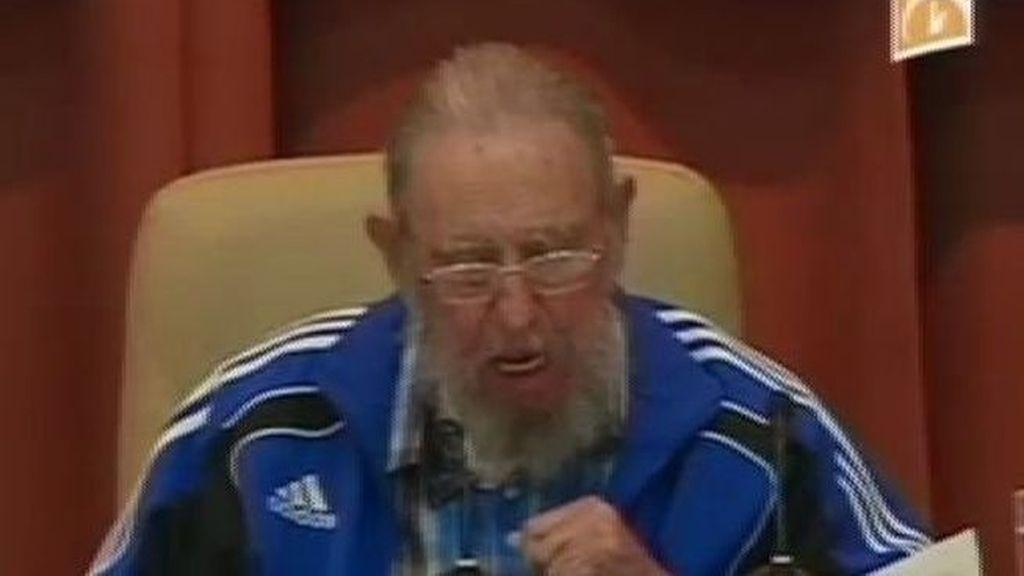 Las últimas apariciones públicas de Fidel Castro