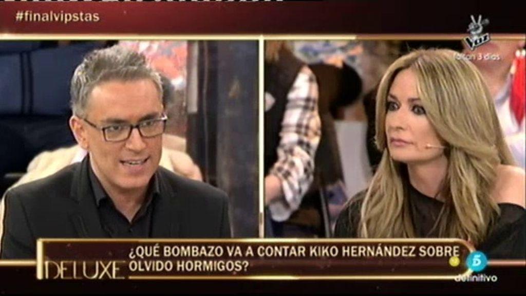 ¡Olvido Hormigos vuelve a Guadalix para enfrentarse a Belén Esteban!