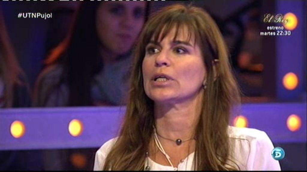 """Victoria Álvarez: """"Ojalá la investigación de los Pujol llegue hasta el final"""""""