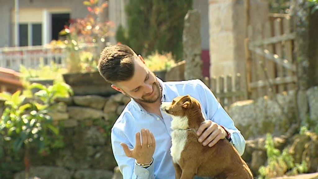 Milú, el perro más feo del mundo según su dueño y con un parecido a su abuelo Ramón