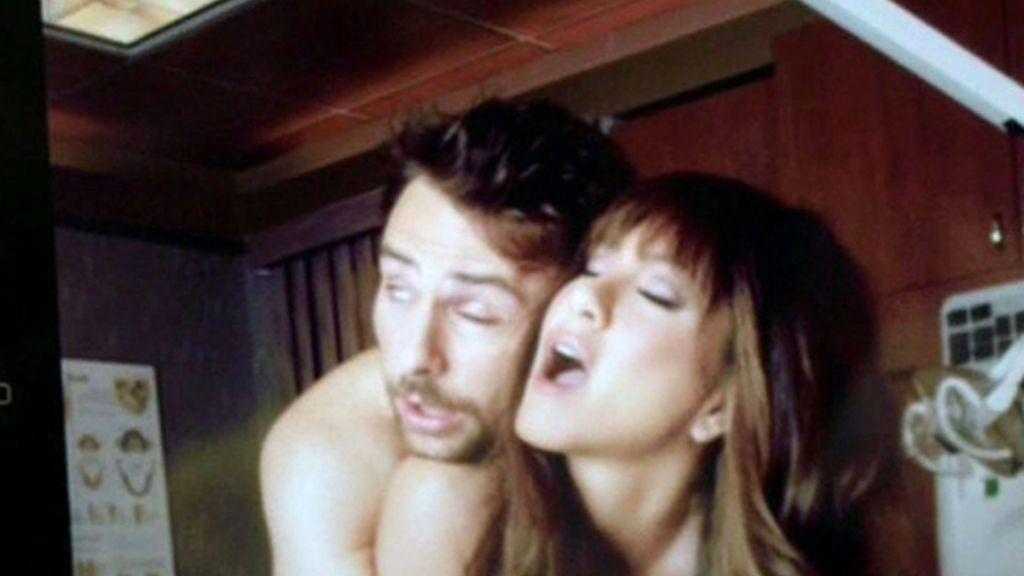 Jennifer Aniston se pone picante