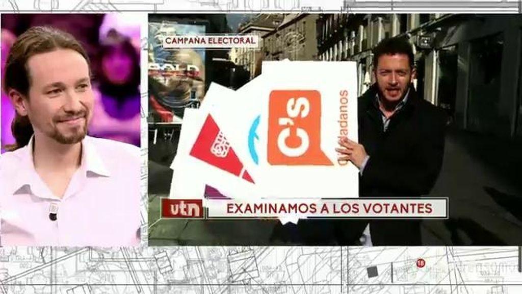 ¿Son los programas electorales tan semejantes como para confundirlos?