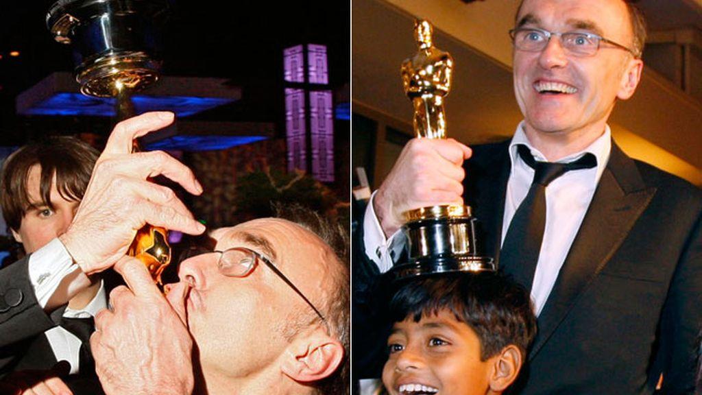 Daniel Boyle mejor director por 'Slumdog Millonaire' en 2008