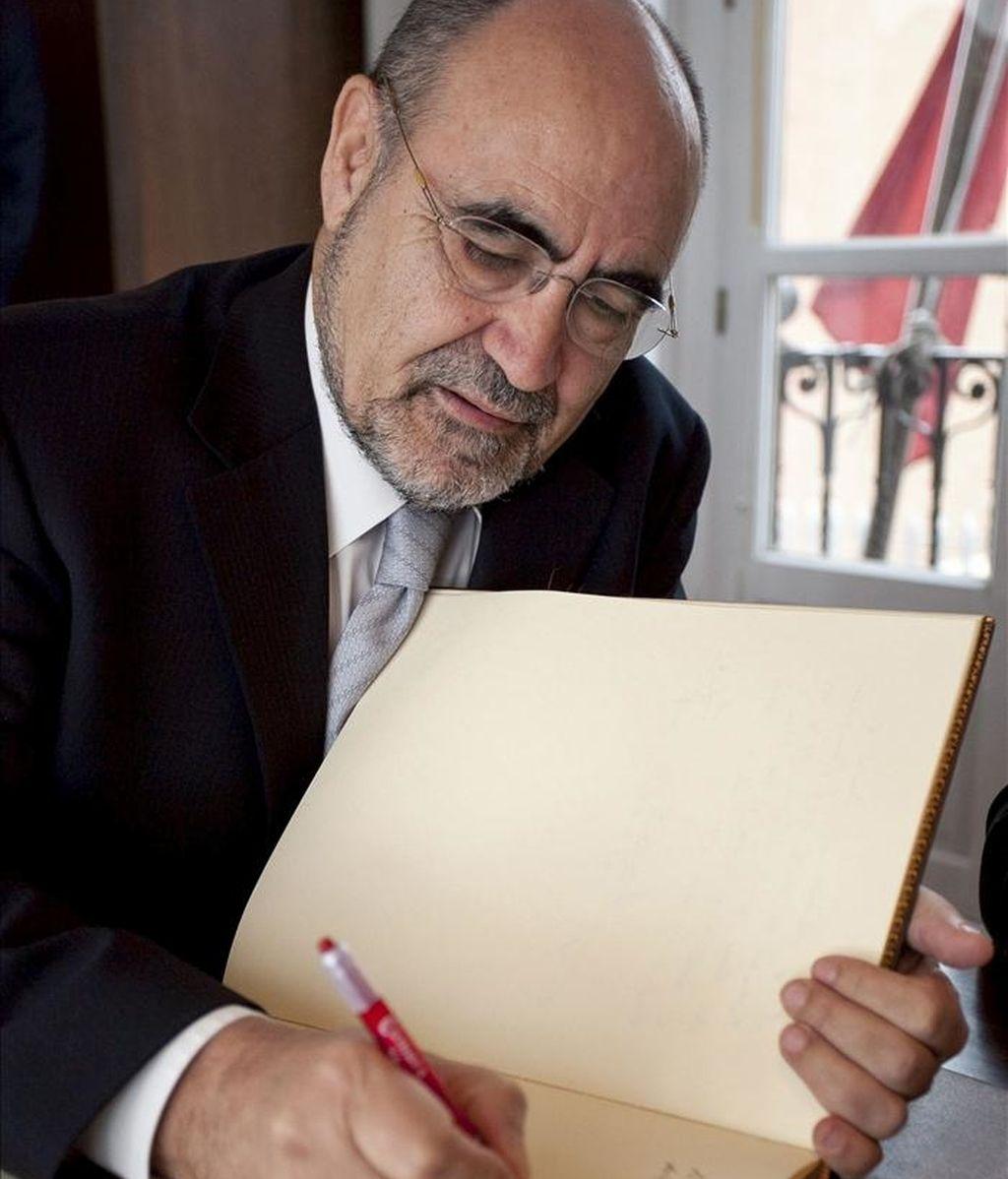 El director general de Industria del Ministerio de Industria, Turismo y Comercio, Jesús Candil. EFE/Archivo