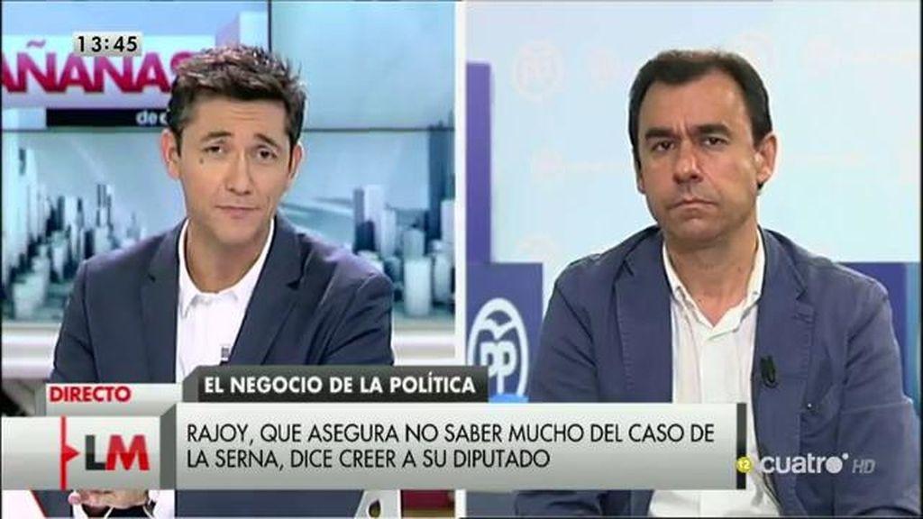 """Martínez Maillo: """"Gómez de la Serna está cumpliendo con la legalidad y ha sido transparente"""""""