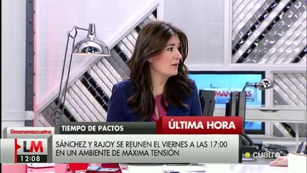 """Carmen Montón (PSOE): """"Hay que abandonar estrategias de vieja política"""""""