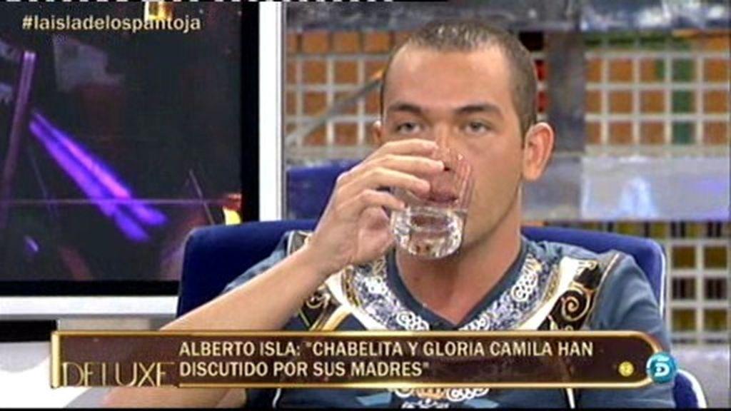 """Alberto Isla: """"Quise acostarme con Gloria Camila, ¿quién no querría hacerlo?"""""""