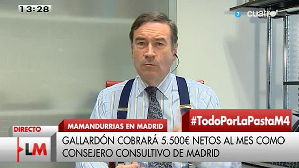 """Pedro J. Ramírez cree que el Consejo Consultivo """"debe desaparecer"""""""
