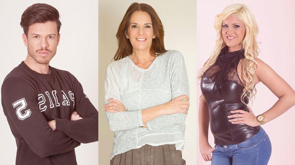Los nuevos nominados de GH VIP: Ylenia, Fede y Ángela