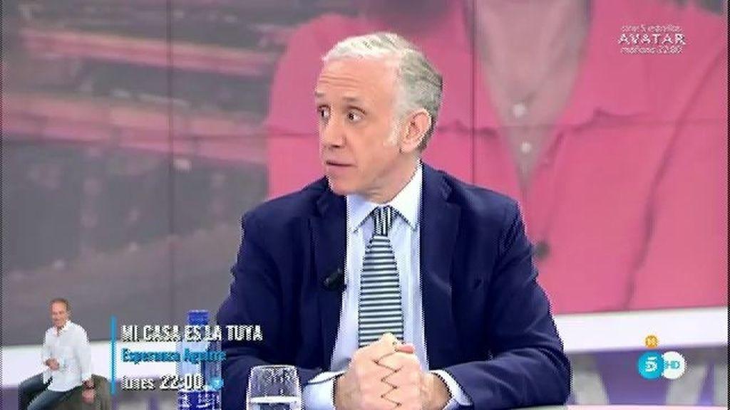 Eduardo Inda contra Podemos