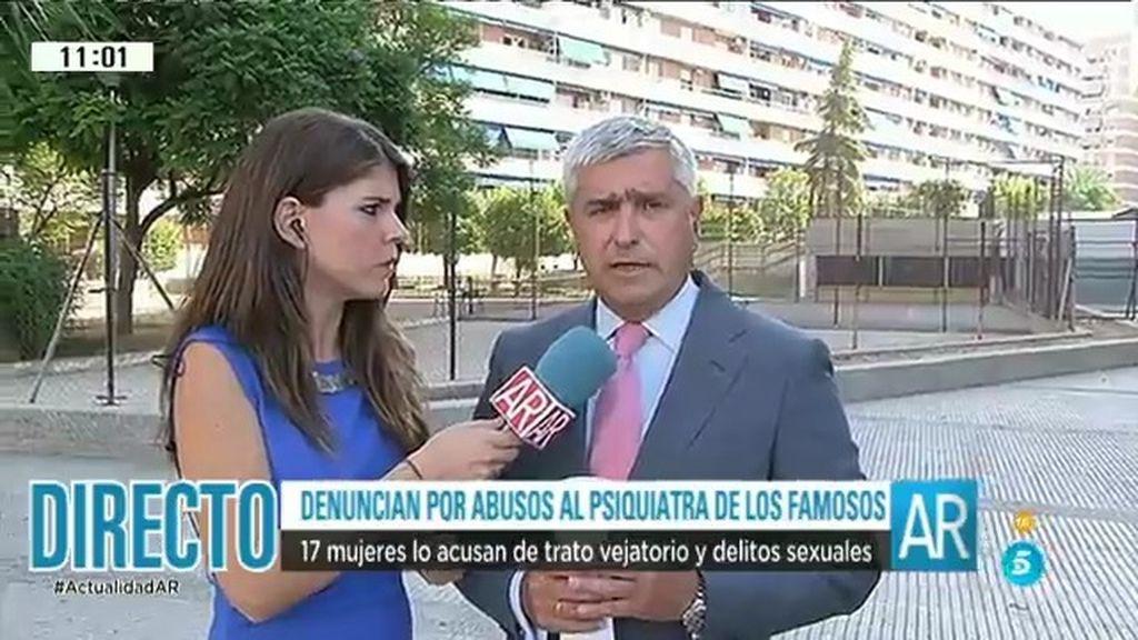 'El programa de Ana Rosa' habla con el portavoz de las víctimas de Javier Criado