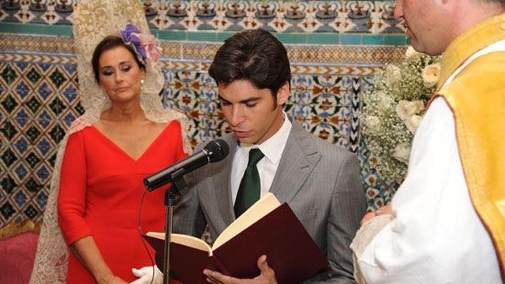 La boda del año: se casan la duquesa de Alba y Alfonso Díez