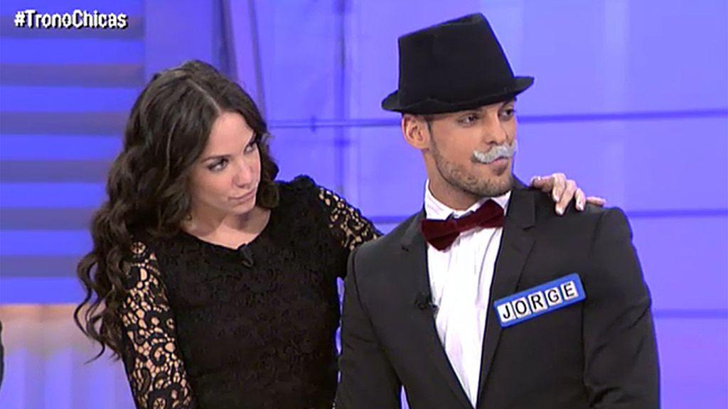 Jorge, el nuevo muñeco Mr. Monopoly
