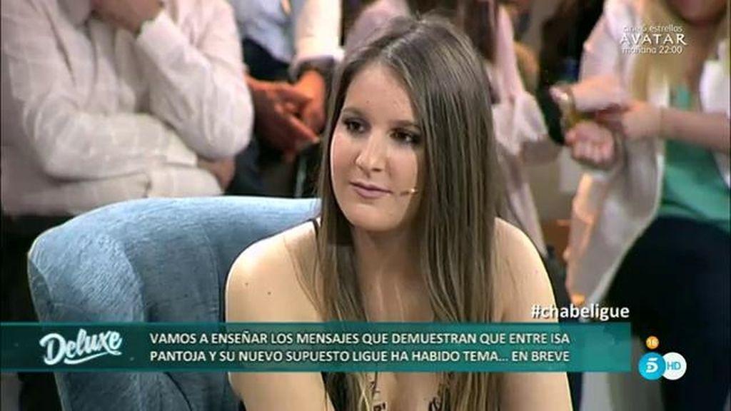 """Alba: """"Lo que más le gusta a Josema de Isa Pantoja es su forma de ser en la cama"""""""