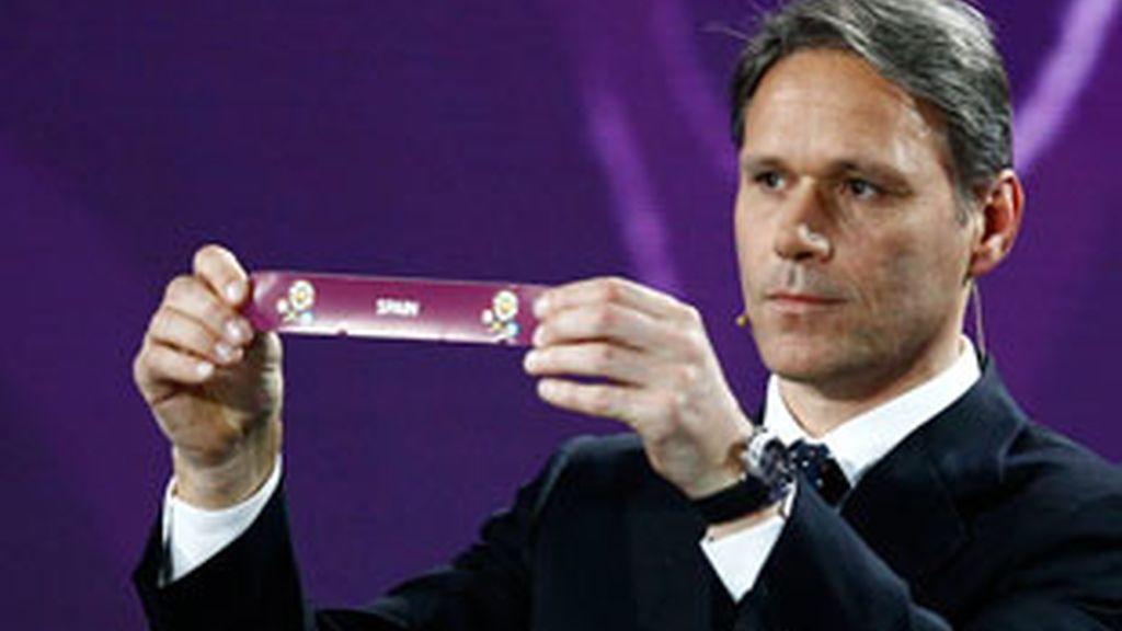 l primer partido de La Roja en la Eurocopa 2012 será el 10 de junio a las 18:00 horas en Gdansk. FOTO: Reuters
