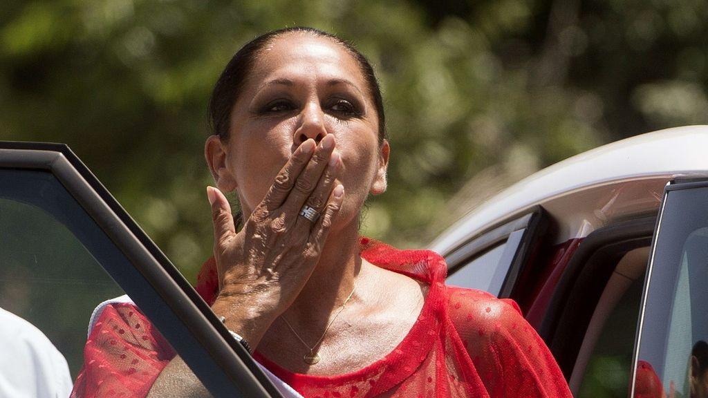 La junta de tratamiento de prisión ha aprobado el segundo permiso de Pantoja
