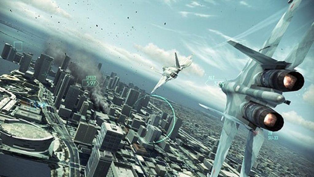 Revive tus piques al Ace Combat con el nuevo videojuego de la franquicia para 3DS