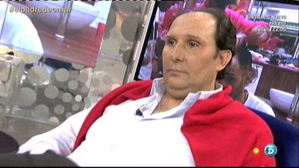 """Alfredo, padre de Omar: """"Cuando salga, tiene las puertas de mi casa abierta"""""""