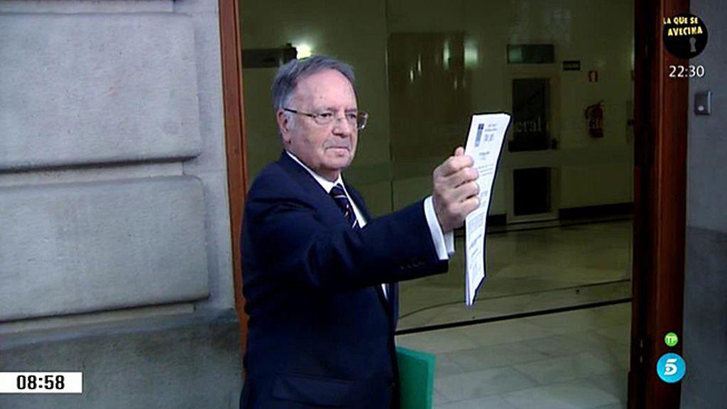 'Manos Limpias' habría pedido dos millones de euros por retirar su acusación a la Infanta