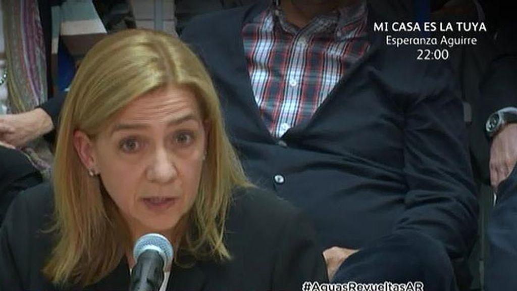 La posible disolución de 'Manos Limpias', el último cartucho de doña Cristina