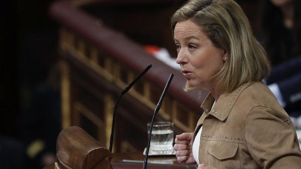 """Ana Oramas: """"Tenemos que recuperar la dignidad de esta Cámara"""""""