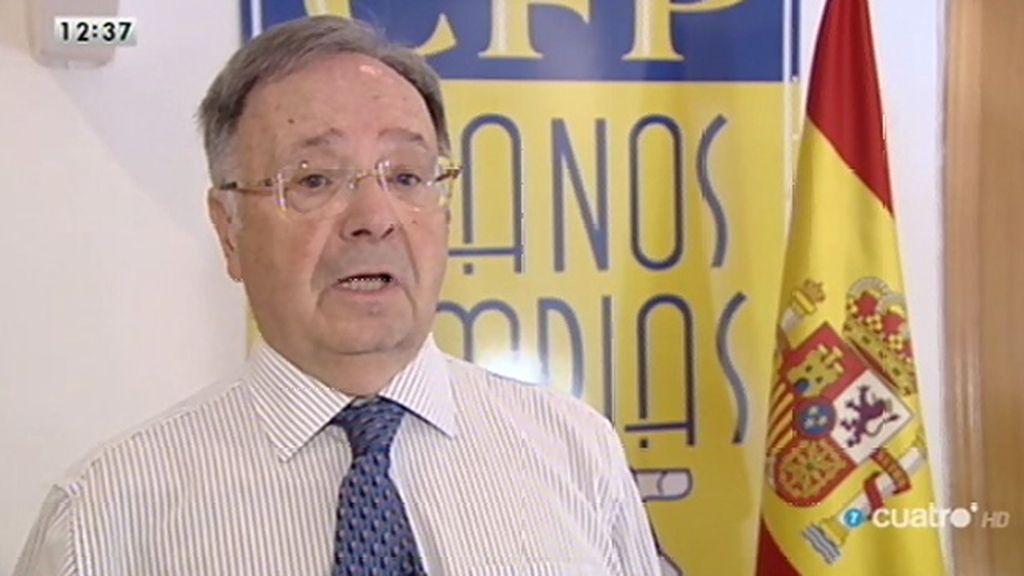 """Manos Limpias afirma que con la pitada al himno se produjeron """"dos delitos"""""""
