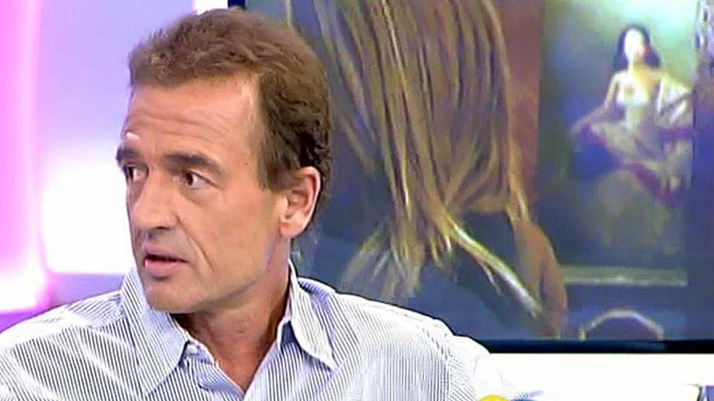"""Lequio: """" Belén odia a sus ex y si a Miguel no le odia es porque no es ex"""""""