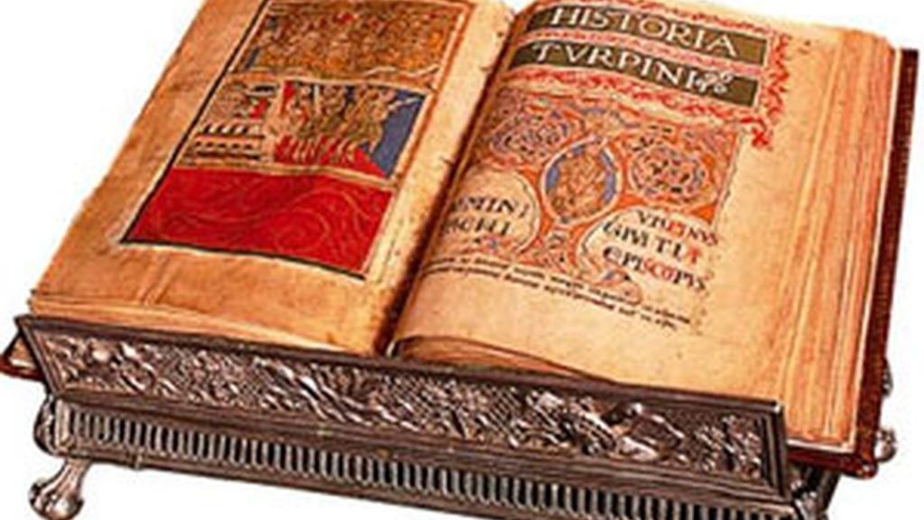 El 'Códice Calixtino' tiene un valor histórico incalculable. Vídeo: Informativos Telecinco.