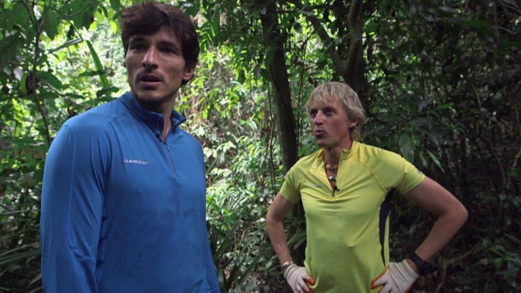 La jungla vietnamita impone respeto a Andrés Velencoso en Planeta Calleja