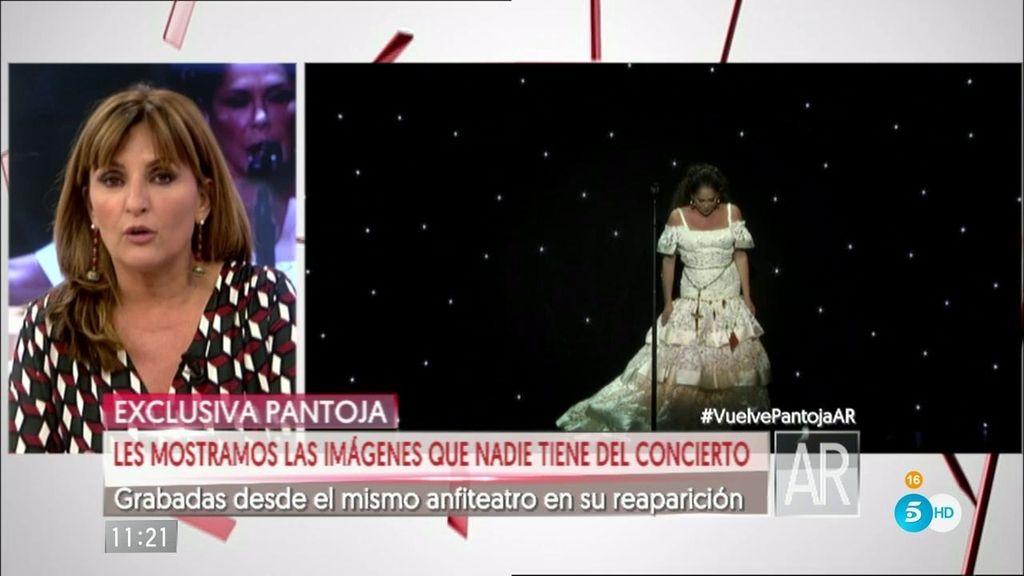 """Beatriz Cortazar: """"Isabel Pantoja ya no tiene la misma voz y a veces le falla"""""""