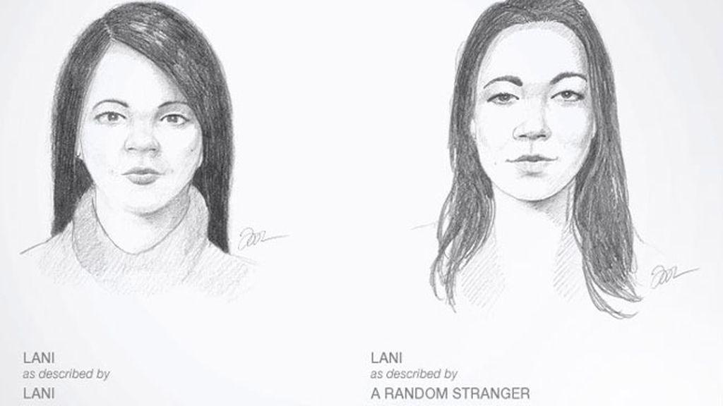 Así se ve Lani, así la ve un desconocido