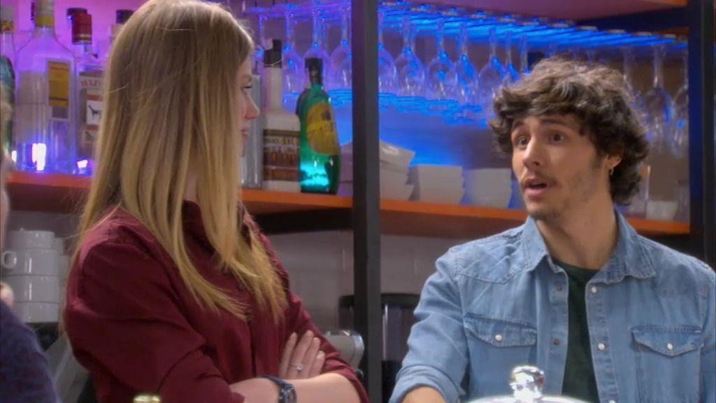 Miguel le oculta a Lolo la verdad sobre su nuevo trabajo