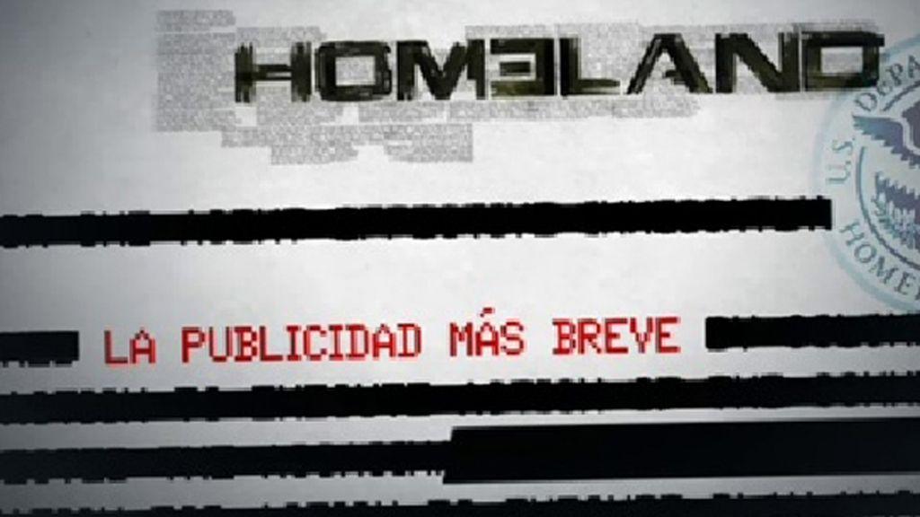 Publiespaña lanza una oferta comercial para 'Homeland'