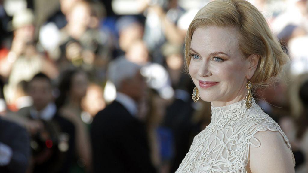 Nicole Kidman en el estreno de 'Nebraska' en Cannes