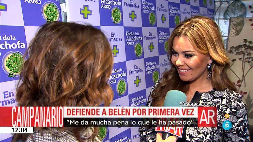 """María José Campanario: """"Toño ha hecho mucho daño en la relación con Belén"""""""