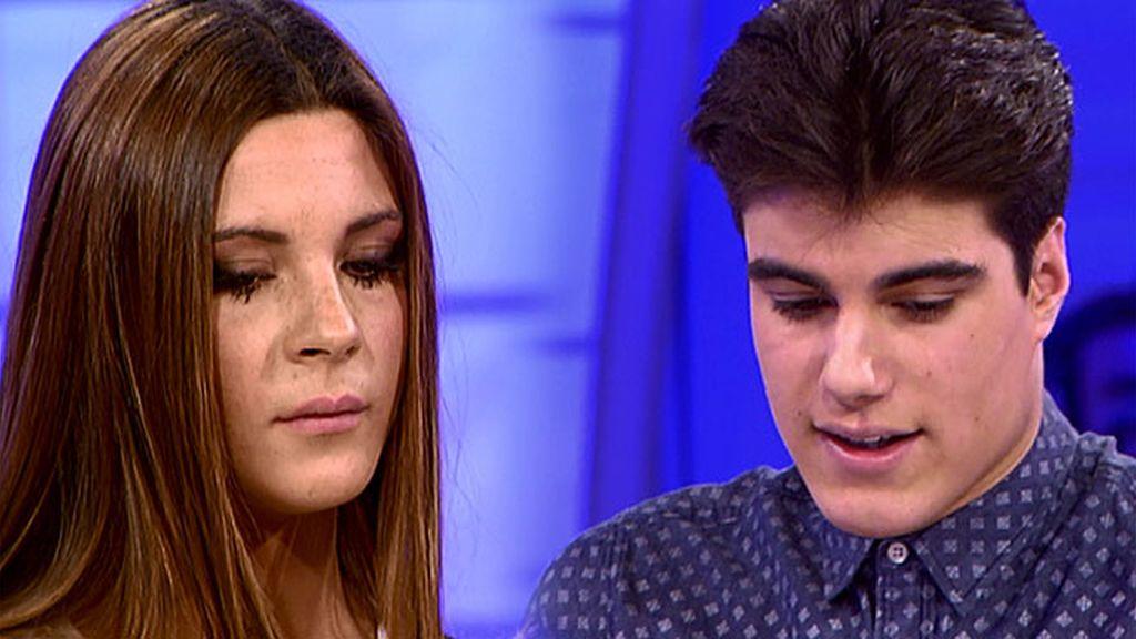 """Julen, a Alba: """"No me gusta cómo me dices las cosas, ya pasé por esto y salió mal"""""""