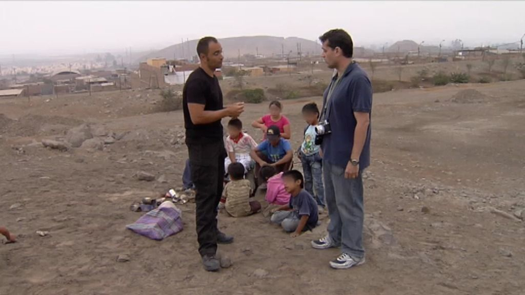 """Vadillo: """"He visto a niños que han sido utilizados por los narcos para matar"""""""