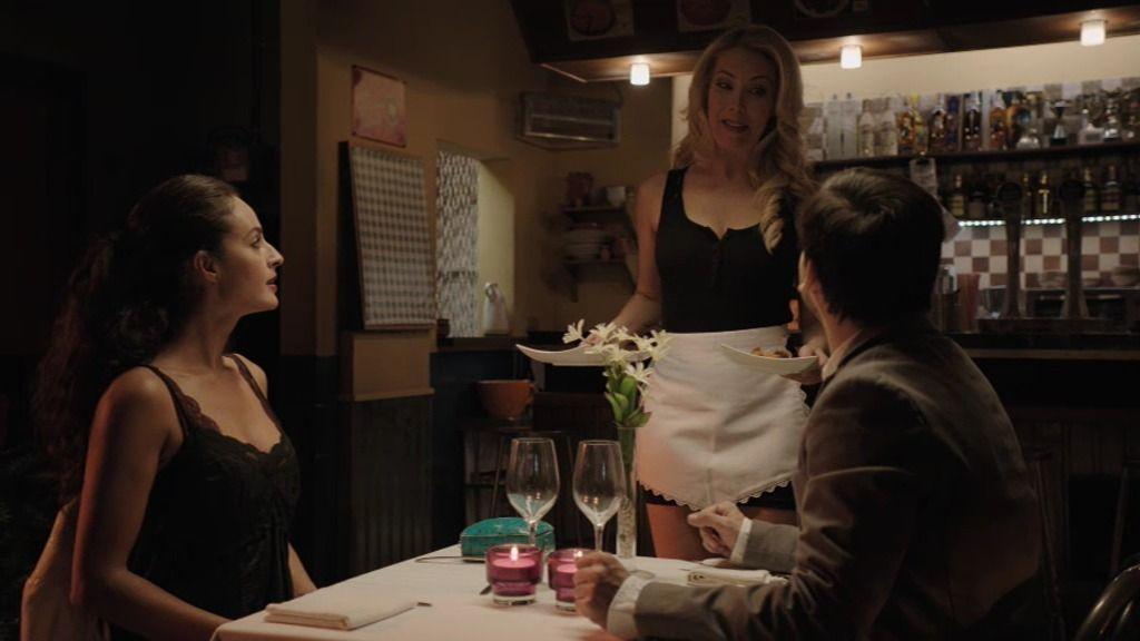 Paco boicotea la cena romántica de Paz y Curro