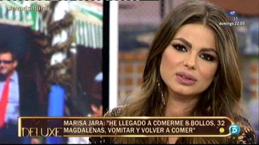 """Marisa Jara: """"He escuchado a compañeras muy conocidas llamarme gorda"""""""