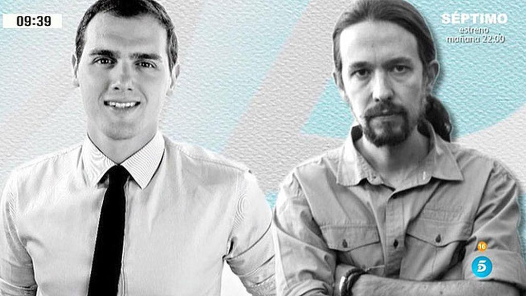 Rajoy se reúne con Rivera e Iglesias