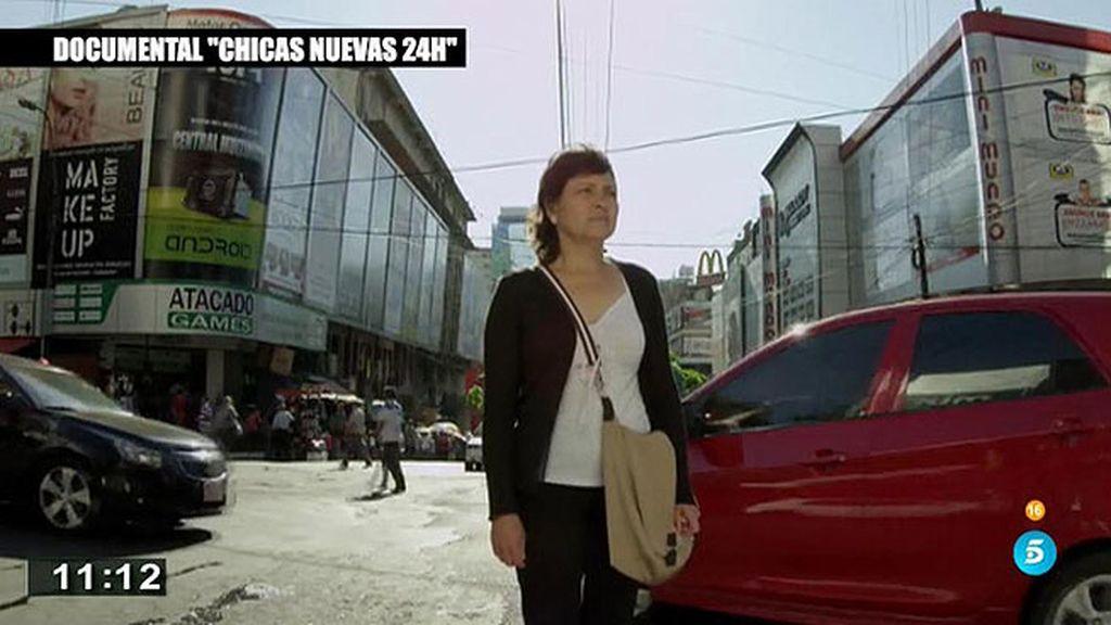Mabel Lozano estrena el documental 'Chicas nuevas 24 horas'