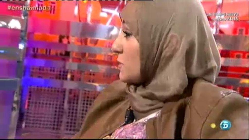 """Shaima: """"Todavía no he descubierto si soy fogosa, pero me cuesta reprimirme"""""""